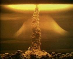 ядрена ракета