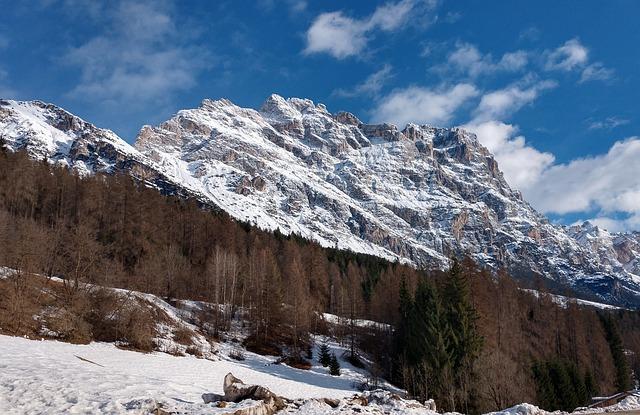 на ски в Италия Cortina D'Ampezzo